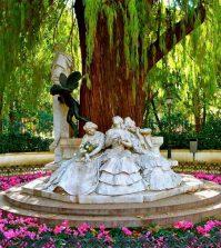 monumento-adolfo-becquer-parque-de-maria-luisa-sevilla