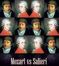 Mozart vs Salieri. Teatro Duque-La Imperdible, Sevilla