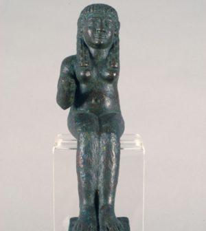La mujer en las colecciones del Museo Arqueológico de Sevilla