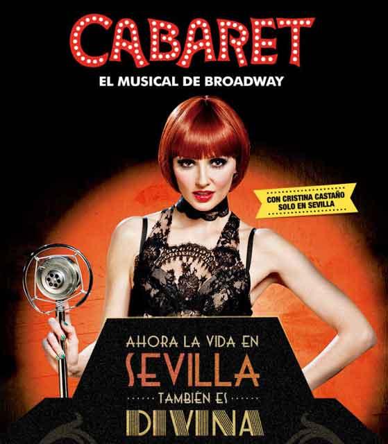 CABARET El Musical De Broadway llega a Sevilla