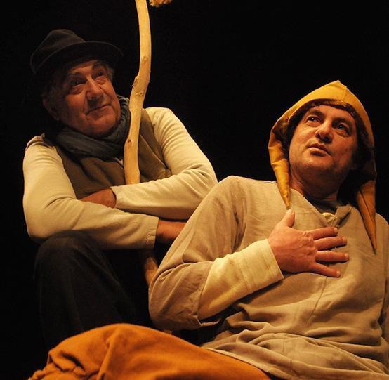Ñaque, ou sobre piolhos e actores. III Ciclo de Teatro Portugués. La Fundición, Sevilla