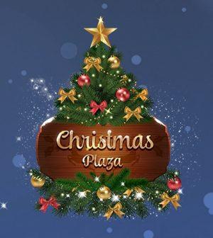 'Christmas Plaza', en el Centro Comercial Nervión Plaza, te lleva a conocer a Santa Claus