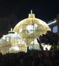 Special Christmas in Sevilla.