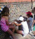 niños-en-la-actividad-mi-palacio-de-verano-en-el-alcazar-de-sevilla