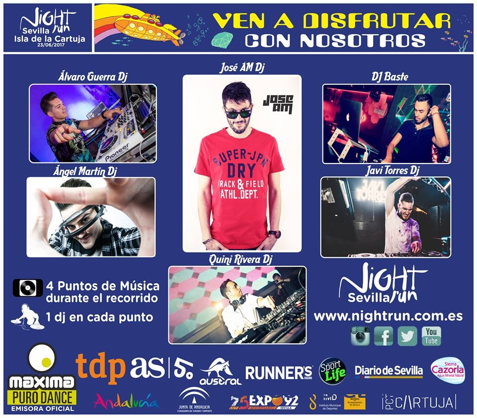 night-run-sevilla-carrera-nocturna-isla-cartuja-dj