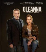 'Oleanna' de David Mamet. Teatro Lope de Vega, Sevilla