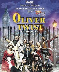 Oliver Twist El Musical – Teatro Quintero de Sevilla