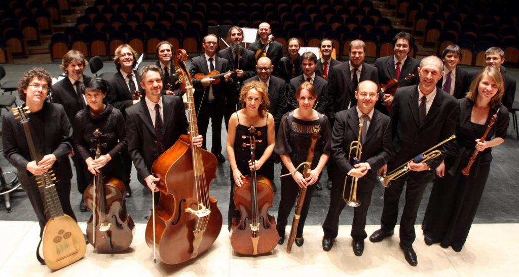 'Aci, Galatea e Polifemo', Orquesta Barroca de Sevilla. Teatro Lope de Vega.