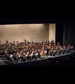 Conciertos Sinfónicos. ORQUESTA JOVEN DE ANDALUCÍA. Teatro de la Maestranza, Sevilla