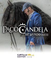 Paco Candela – Mi Mundo Tour 2019 - Cartuja Center Sevilla
