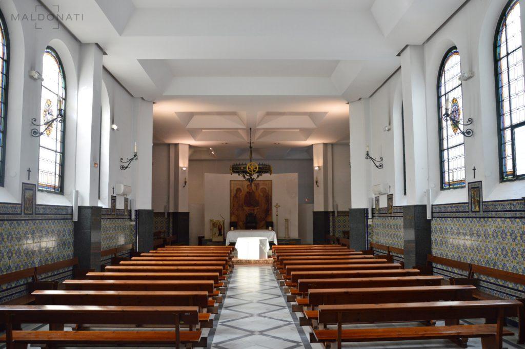 Parroquia de la Sagrada Familia. Sevilla