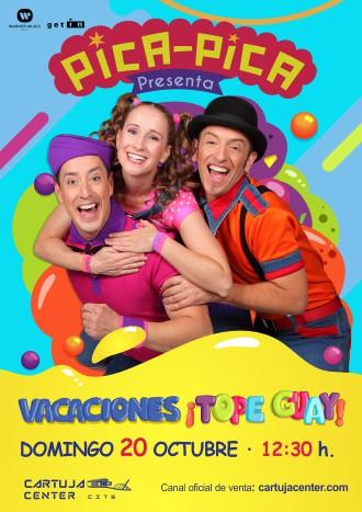 picapica-vacaciones-tope-guay-cartuja-center-sevilla-2019