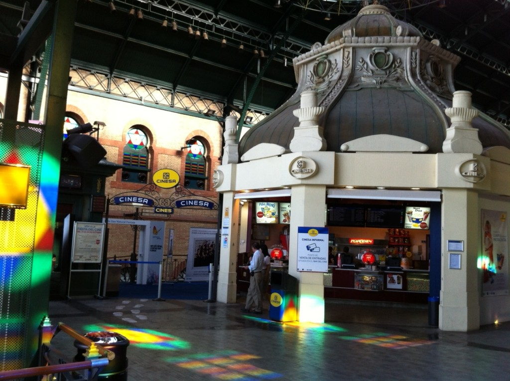 Cine Plaza de Armas