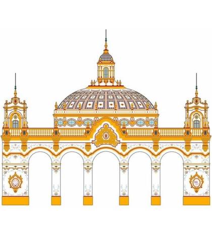 Feria de Abril de Sevilla 2019. Del 5 al 11 de Mayo