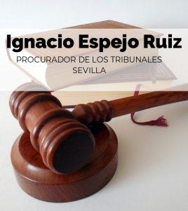 Procurador en Sevilla | Procurador en Alcalá de Guadaira, Carmona, Coria del Río, Dos Hermanas, Écija, Osuna, Sanlúcar la Mayor