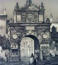Antigua Puerta de la Carne Sevilla