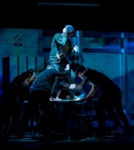 """""""Punk Rock"""". 27 Ciclo """"El Teatro y la Escuela"""". Teatro Alameda Sevilla"""