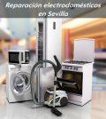 Reparación de electrodomésticos en Sevilla capital | Reparar lavadoras, frigoríficos, congeladores, microondas en Triana, Utrera, Dos Hermanas, Montequinto