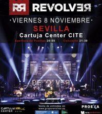 Concierto Revólver – Básico IV Tour – Sevilla 2019