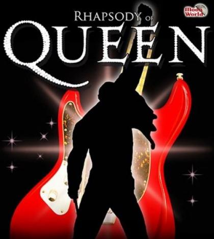 Rhapsody Of Queen. Concierto en FIBES, Sevilla