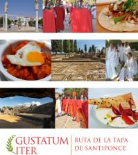 "Ruta de la Tapa de Santiponce 2019 ""Gustatum Iter"""