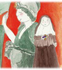 Santa Ángela de la Cruz. La Zapaterita y la Giganta. Especial Corpus Christi (II)