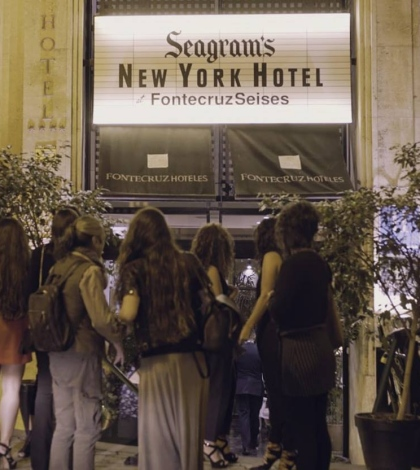 Seagram's trae a Sevilla lo mejor de Nueva York en el Hotel Fontecruz Seises