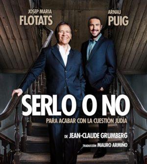 'Serlo o no' de Jean-Claude Grumberg. En Teatro Lope de Vega, Sevilla