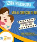 'Sesión Teta' en Sevilla: Cine CineZona (Sevilla Este)