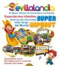 Sevillalandia 2017 – El mayor parque de hinchables de España – Fibes