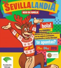 Sevillalandia Fibes Sevilla – Ocio en Familia
