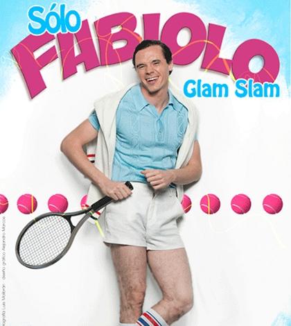 Sólo Fabiolo. Glam Slam. Sala Cero Teatro Sevilla