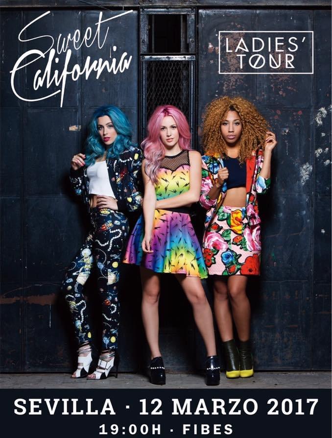 sweet-california-ladies-tour-concierto-sevilla