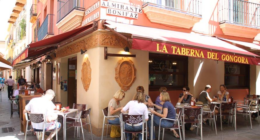 Taberna del Góngora. Sevilla