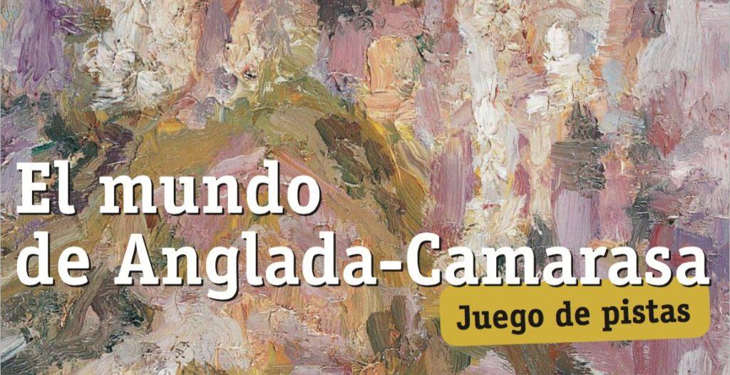 Taller: Juego de pistas. El mundo de Anglada-Camarasa (+7 años). CaixaForum Sevilla