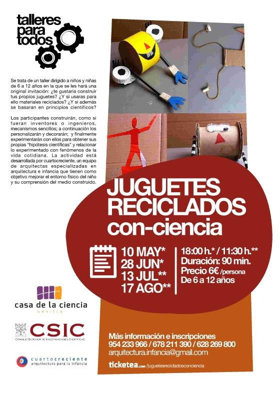 taller-juguetes-reciclados-con-ciencia-cartel