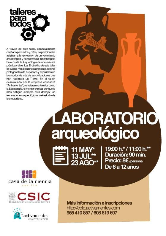 taller-laboratorio-arqueologico-cartel
