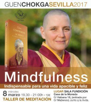 Mindfulness-Taller de Meditación. Teatro Fundición, Sevilla