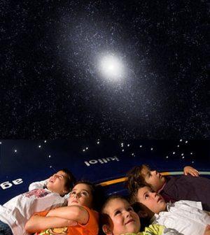 Taller: Planetas y estrellas (+4 años). CaixaForum Sevilla