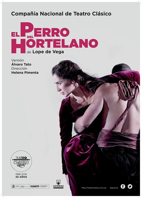 'El perro del hortelano' de Lope de Vega, Compañía Nacional de Teatro Clásico
