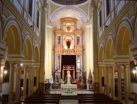 Iglesia de San Benito. Sevilla