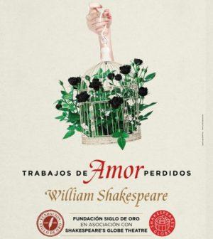 'Trabajos de amor perdidos' de William Shakespeare. Teatro Lope de vega, Sevilla
