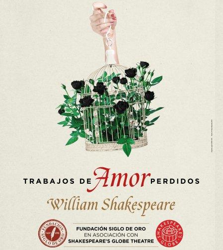 trabajos-de-amor-perdidos-william-shakespeare-teatro-lope-de-vega-sevilla-cartel