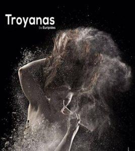 """Troyanas"" de Eurípides. Teatro Lope de Vega, Sevilla"