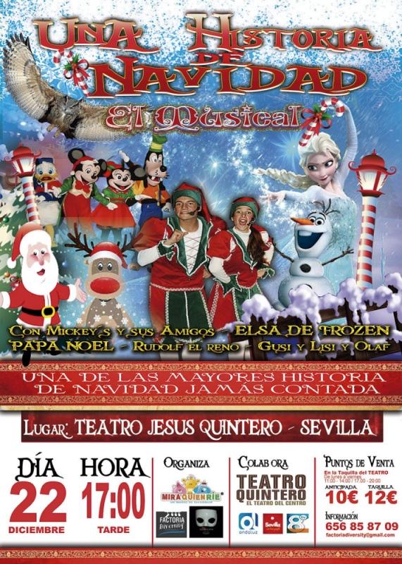 una-historia-de-navidad-el-musical-cartel