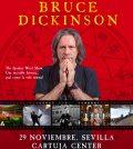 Una noche con Bruce Dickinson – Sevilla 2019