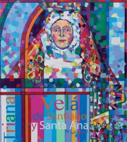 Velá de Santiago y Santa Ana 2017. Programación