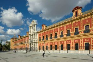 Visita Palacio de San Telmo en Sevilla – Gratis
