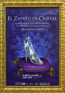 Zapato de cristal – Tributo a La Cenicienta – Cartuja Center