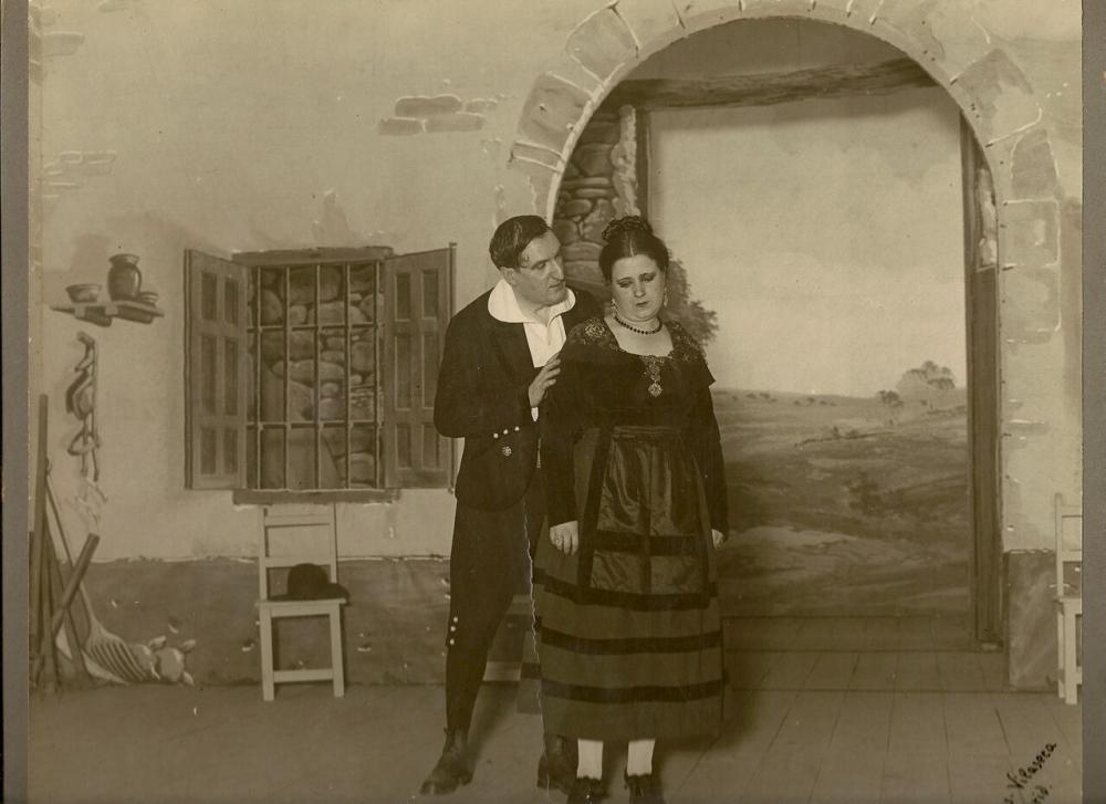 Zarzuela. El Soto del Parral. Teatro Lope de Vega, Sevilla